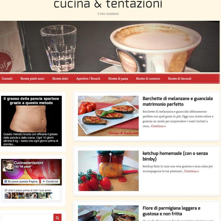 Cucina & tentazioni