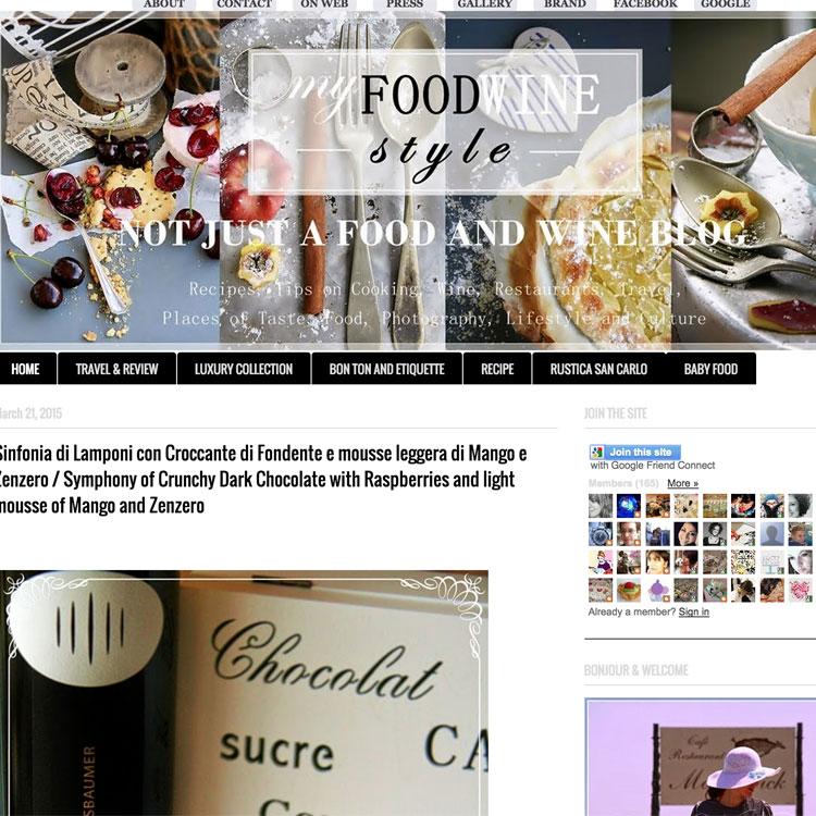Food Wine Culture