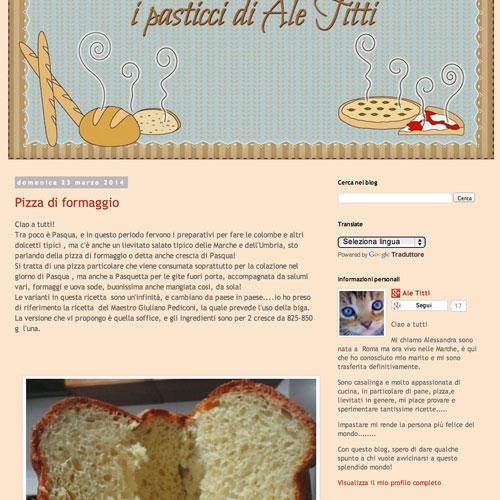 I pasticci di Ale Titti
