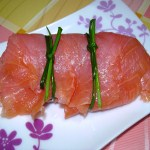 Tortino al salmone
