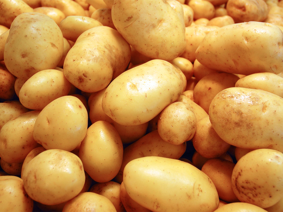 Ciambella di patate