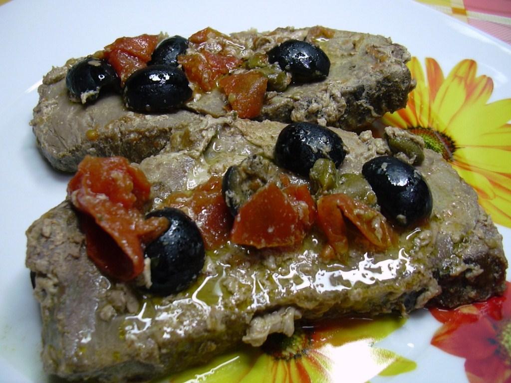 Ricette con tonno fresco for Cucinare granchio