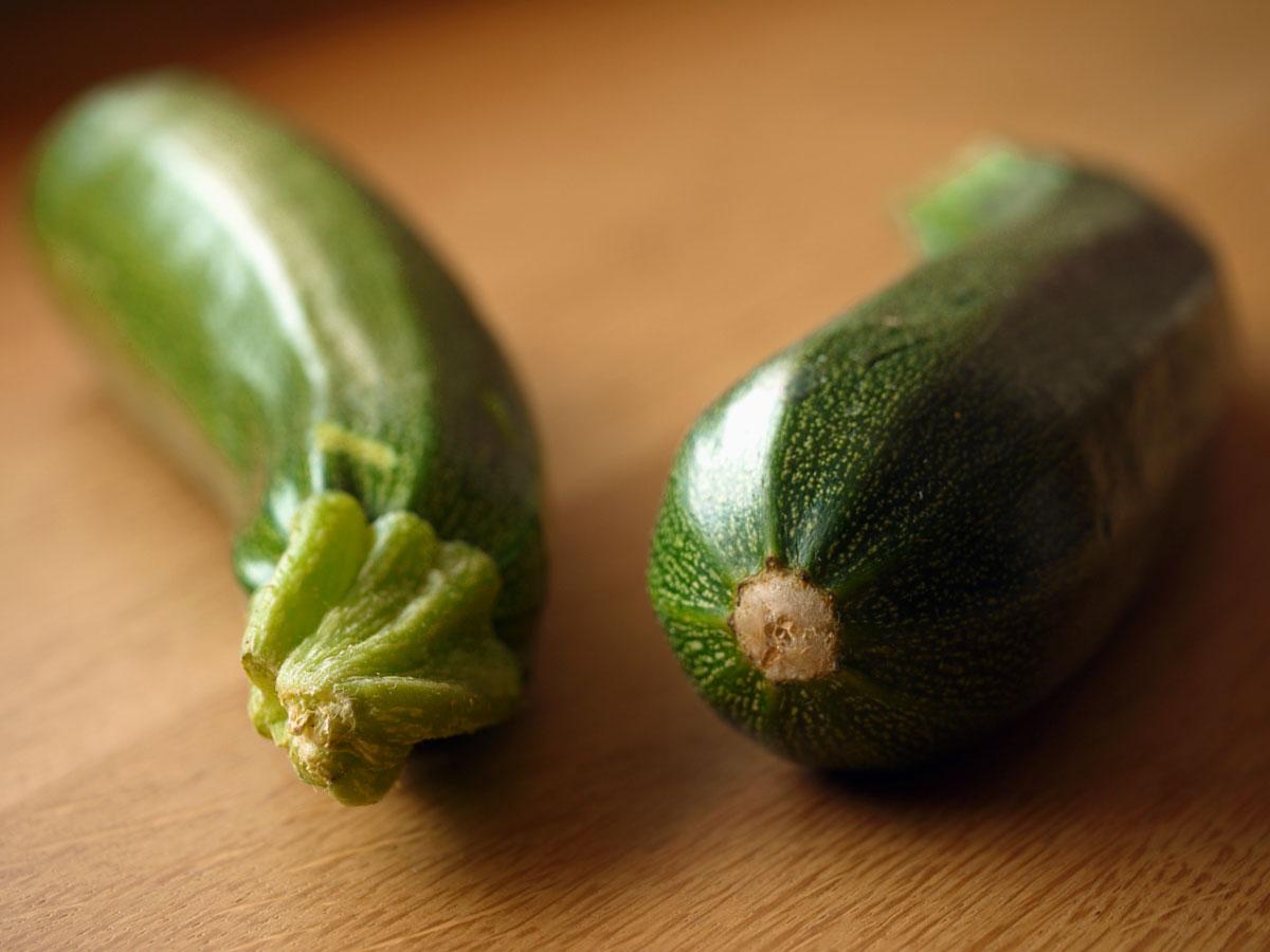 Flan di zucchine