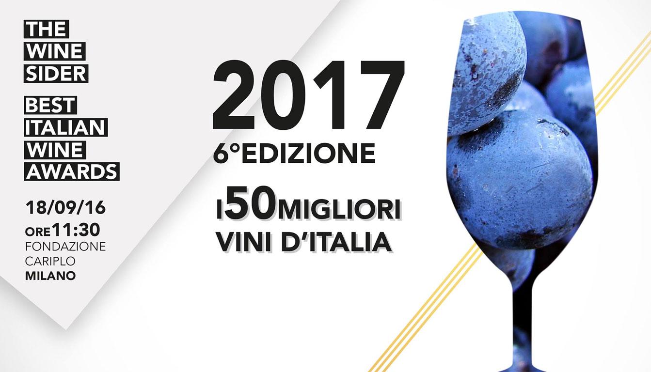 Best Italian Wine Awards - BIWA 2017