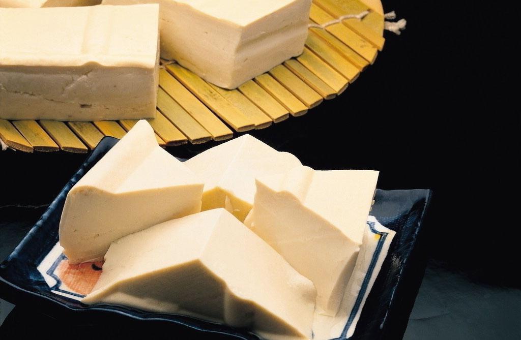 Il tofu non è un formaggio