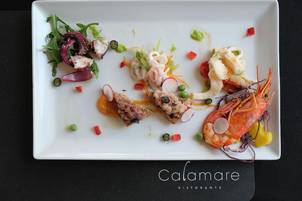 Calamare by Fantini Club: il ristorante più glam di Cervia e della riviera romagnola