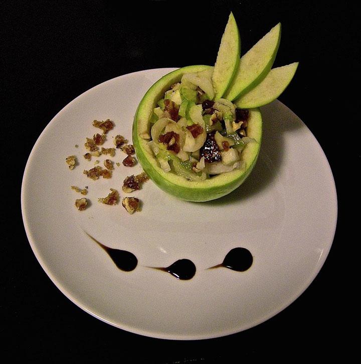 insalatina di mela