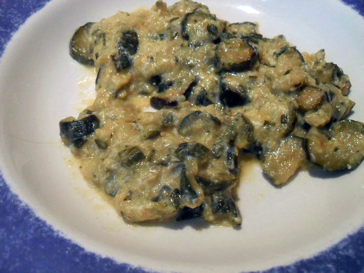 Zucchine alla poverella