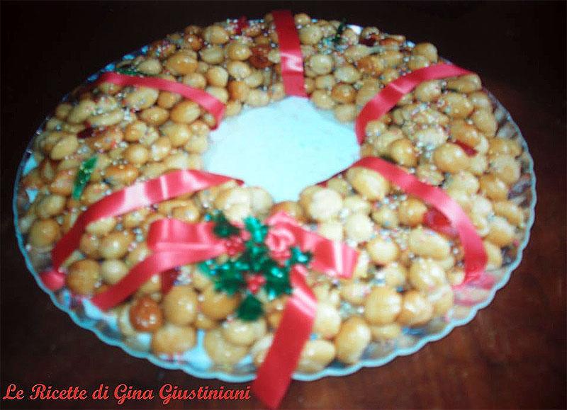 Struffoli natalizi