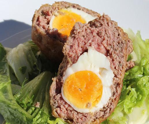 Polpette ripiene di uova ricetta for Cucinare 2 uova